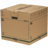 Fellowes Smooth Move Bankers Box Removal Boxes Large 457x457x406mm Ref 885010 [Pack 5]