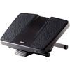 Fellowes Office Suites Microban Adjustable Footrest Black 8035001