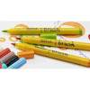 Berol Colourbrush Pen Pk12 - Assorted 3P