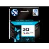 HP 3 Colour Ink Cartridge 7ml No 343