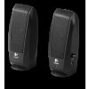 Logitech S120 Multimedia Speaker System Black 980-000011
