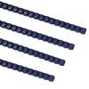 Fellowes 16mm A4 Plastic Comb Blue PK100
