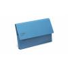 Guildhall Document Wallets 285gsm 35.5x22.5cm Blue PK50