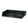 Avery Letter Tray Wide Entry Black W44BLK