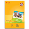 Kodak A4 Gloss 20 Sheets
