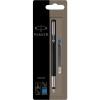 Parker Vector Stainless Steel Trim Fountain Pen Med Nib BK