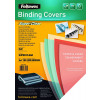 Fellowes PVC Cover A4 200 Microns Clear 5376102 (PK100)