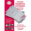 Postsafe Extra-Strong Polythene Env 460 x 430mm Opaque P28S Pack 20