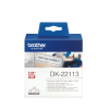 Brother Clear Film Roll 6.2Cm X 15.2M