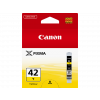 CANON 6387B001 CLI42Y YELLOW INK CART
