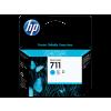 HP CZ130A No 711 Cyan Ink Cartridge