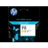 HP CZ132A No 711 Yellow Ink Cartridge