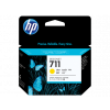 HP 711 3-Pack 29ml Yellow Ink Cartridge