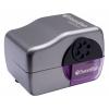 Swordfish Multipoint Electrical Sharpener Silver/Purple