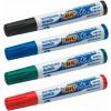 Bic Velleda Bullet Tip Whiteboard Marker Assorted (Pack 48)