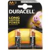 AA Duracell Batteries PK2