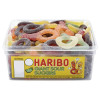 Haribo Giant Sour Suckers Tub 60 960G