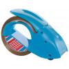 tesa Hand Packaging Tape Dispenser Blue 51112 PK1