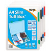 Tiger A4 Slim Tuff Box