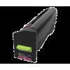 Lexmark CX860 Magenta Ultr High Yield Return Program 55K