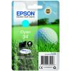 Epson WF3720DWF/WF3725 Ink Cartridge Cyan 4.2ml