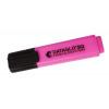 Value Highlighter Flat Barrel Chisel Tip Pink (PK10)