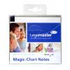 Legamaster Magic-Chart Notes white 10x10CM PK100