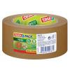 tesa Recycld Ppr Packaging Tape 50mm x 50M Brown 57180 PK6