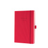 CONCEPTUM Week to View Hardcover 2019 Diary A5 Red