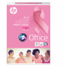 HP Office A4 80gsm Pink Ribbon Ream BX10 reams