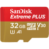 32GB Extreme Plus Micro SDHC