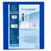 Exacompta Krea 4D Ring Binder A4 Maxi 47mm Spine Blue PK10