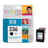HP C9362E No 336 Black Ink Cartridge 5ml