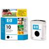 HP C4844A BLACK INK CART 2000C NO.10