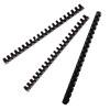 Value Fellowes Binding Combs A4 16mm Black 6202301 (PK100)