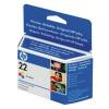 HP C9352A No 22 5ml CMY Ink Cartridge