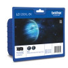 Brother LC1280 Twin Pack Bk/Bk