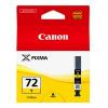 Canon 6406B001 PGI72Y Yellow Ink Cartridge