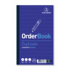 Challenge Duplicate Book Carbonless Order Book 100 Sets 210x130mm Ref 100080400 [Pack 5]