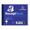 Challenge Duplicate Receipt Book Carbonless 100 Sets 105 x 130mm (Pack of 5) 100080444