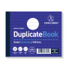 Challenge Duplicate Book Ruled Carbonless 100 Sets 105 x 130mm (Pack of 5) 100080487