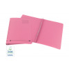 Elba Flat Bar File 20mm Capacity Foolscap Pink (Pack of 25) 100090155
