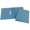 Elba Spirosort Foolscap Blue Spring Files Pack of 25 100090159