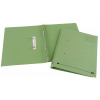 Elba Spirosort Foolscap Green Spring Files Pack of 25 100090160