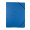 Elba Strongline 7 Part Blue File (Pack of 5) 100090169