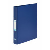 Elba Ring Binder Heavyweight PVC 2 O Ring Size 25mm A4 Blue