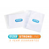 Elba Oblong Pocket 120 Micron A3 Clear Pack 25
