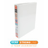 Elba Presentation Binder A5 PVC 25mm 2D Rings White