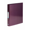 Elba Classy A4 Plus 25mm Metallic Purple Ring Binder 400017758