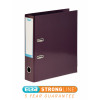 Elba Lever Arch File Laminated Gloss Finish 70mm Capacity A4+ Metallic Purple Ref 400021021